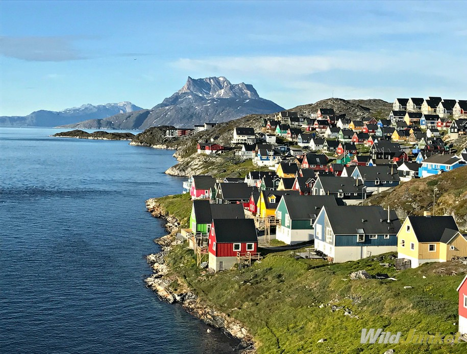 A Bit About Greenland
