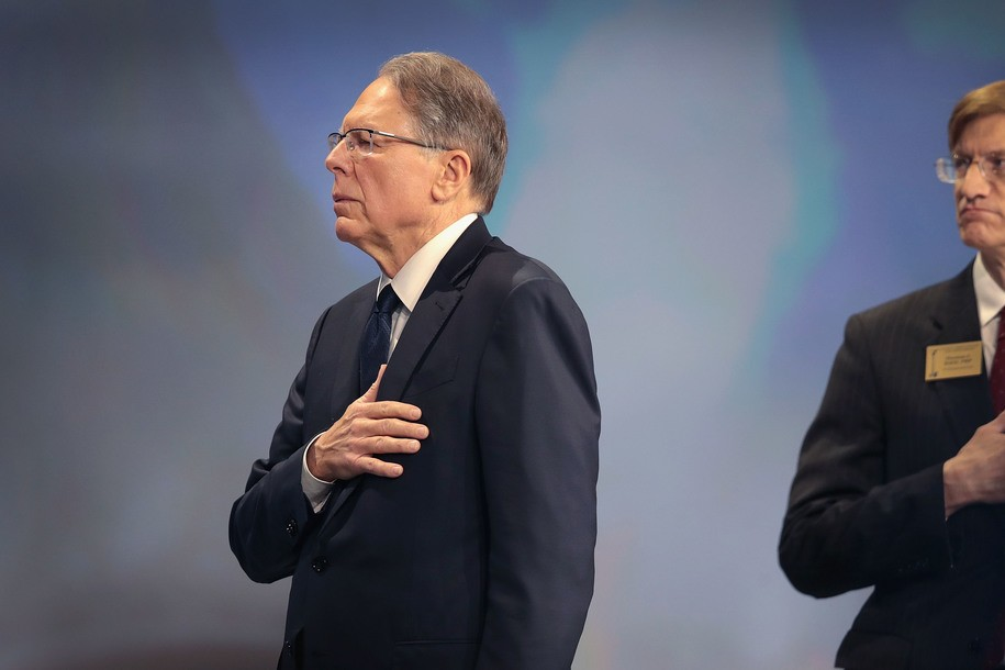 That makes five: NRA implodes as a fifth board member resigns