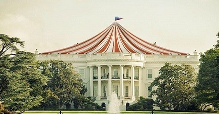 Main news thread - conflicts, terrorism, crisis from around the globe - Page 2 Trump_White-House_Circus-Tent_2