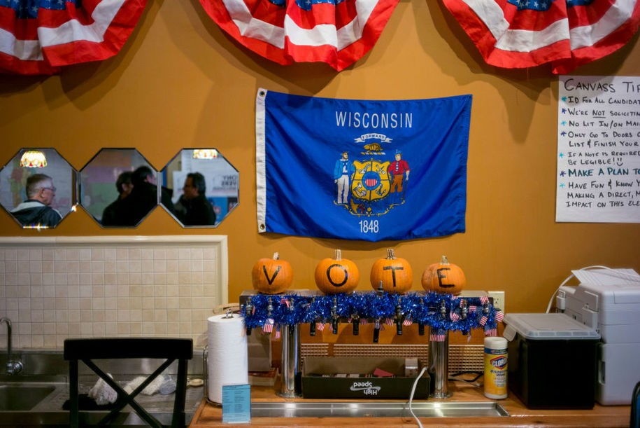How to beat Trump in Wisconsin