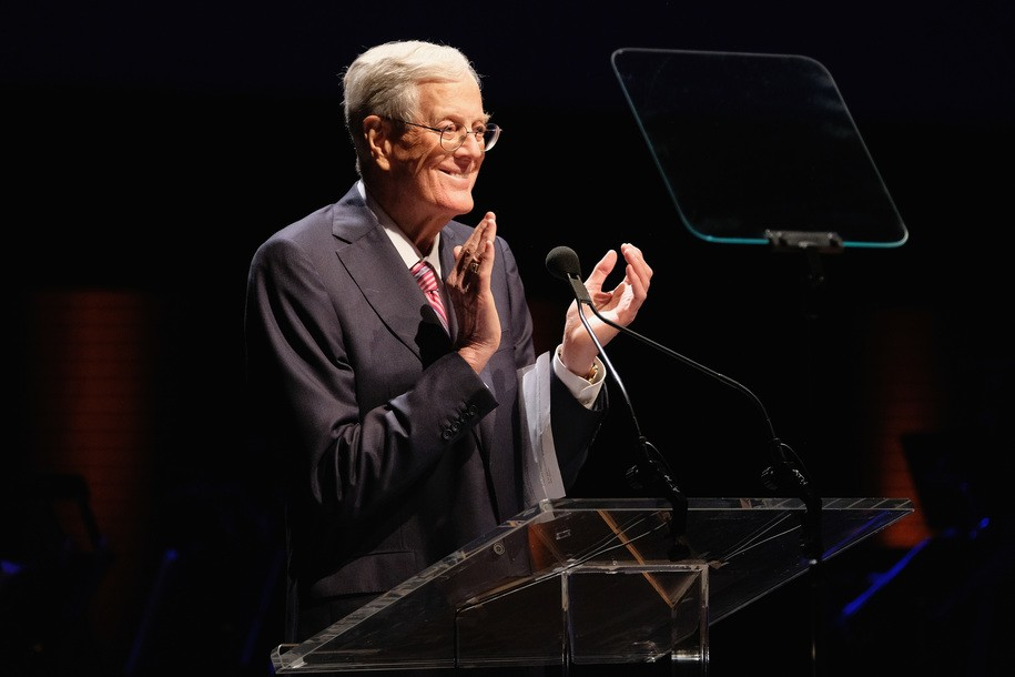 Open thread for night owls: David Koch dead at 79—Gone but not forgiven