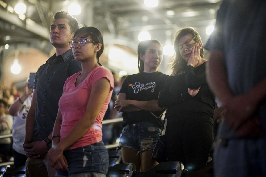 Texas Latinos to Republicans: Want to prevent another El Paso? Then start by changing your rhetoric