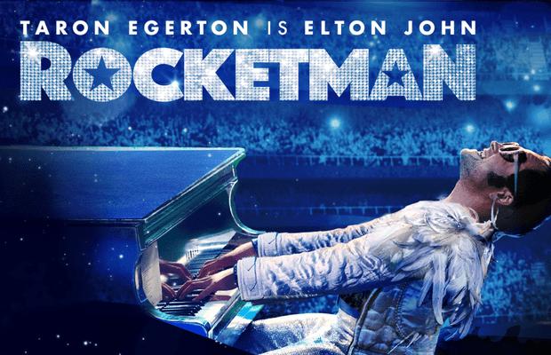 Rocketman & Me