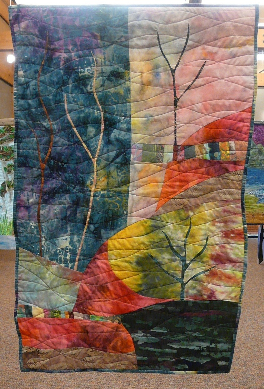 DK Quilt Guild: On the Nature of Poetry, On the Poetry of Nature, Part Two