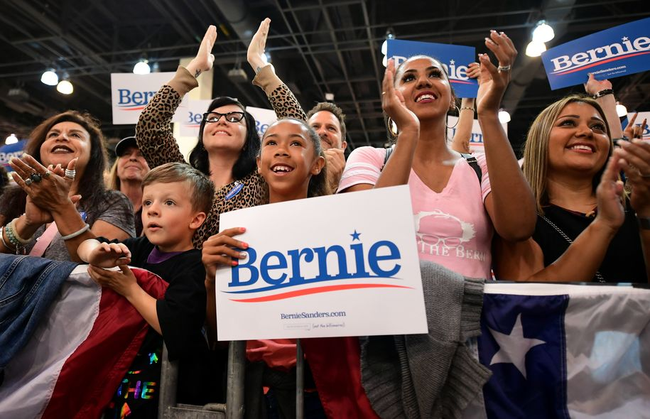 Personal stories help explain why Bernie's support is so solid and enthusiastic