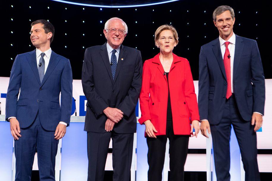 Trump campaign screams 'socialism' as Democrats prepare to debate