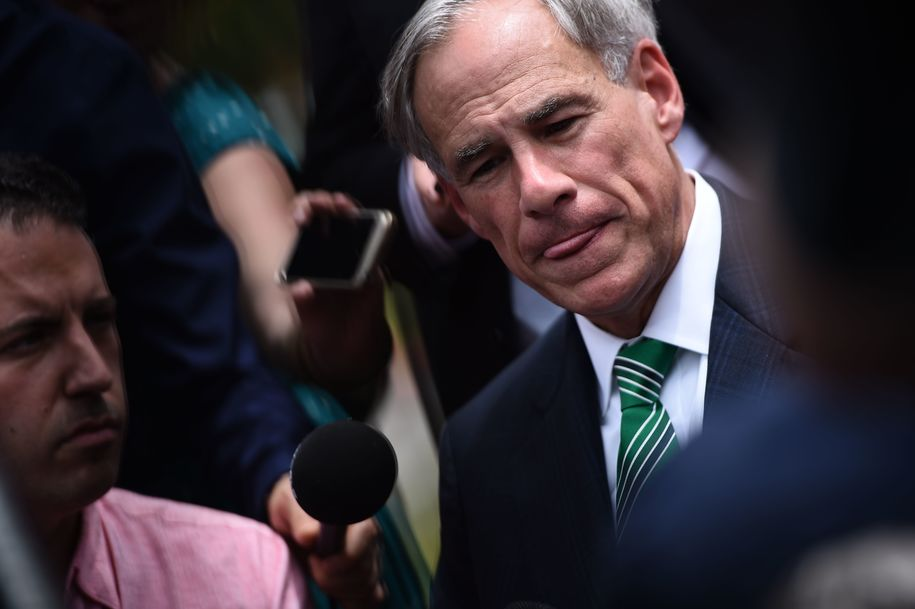 In non-apology, Texas governor says 'mistakes were made' in anti-immigrant letter he sent out