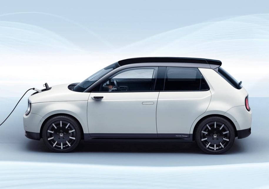 Honda e | the urban EV I want