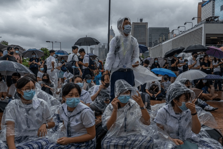Hong Kong's Students Come Ready for Education