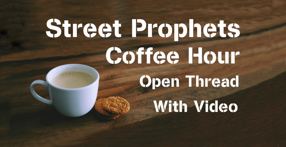 Street Prophets Coffee Hour: Live From La Val's Presents Hamlet by William Shakespeare (with video)