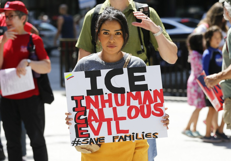 ICE is the most unpopular federal agency among the public, Pew survey finds