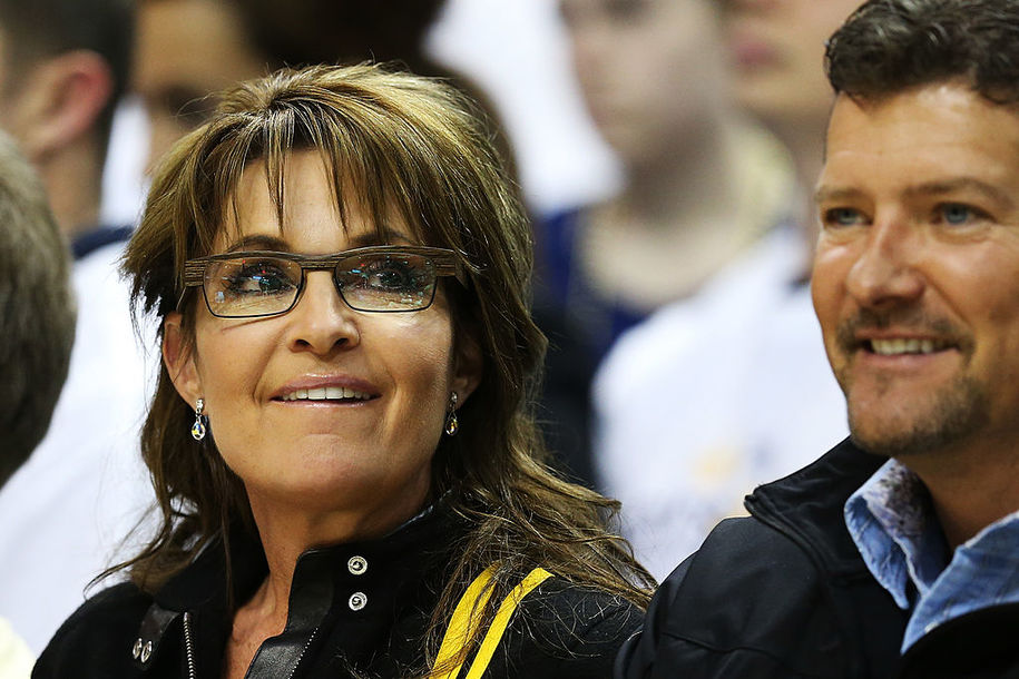 Todd Palin call it quits, files for divorce from former Alaska governor Sarah Palin