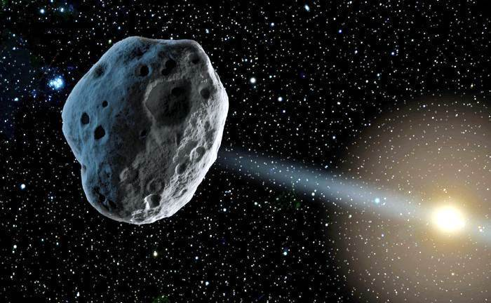 Comet C/2019 Q4 Borisov - a Visitor (very likely) from Interstellar Space (Updated)