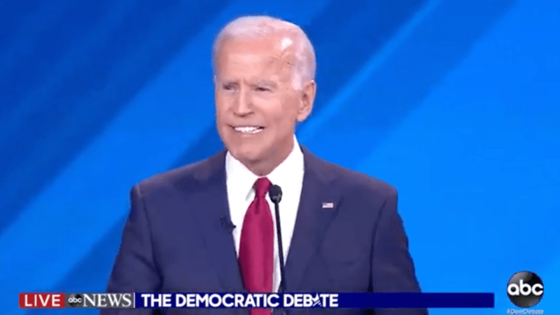 Joe Biden on: inequality in schools, race, and how to repair the legacy of slavery
