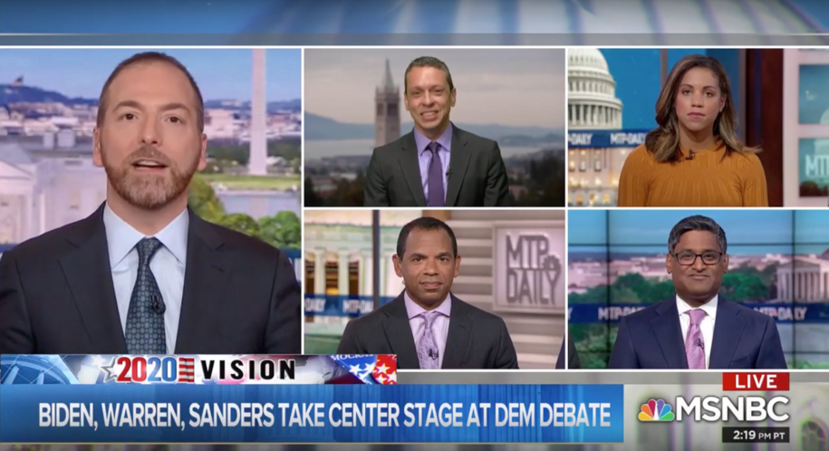 Daily Kos founder weighs in on Dem primaries: 'Biden is not the future of the party'