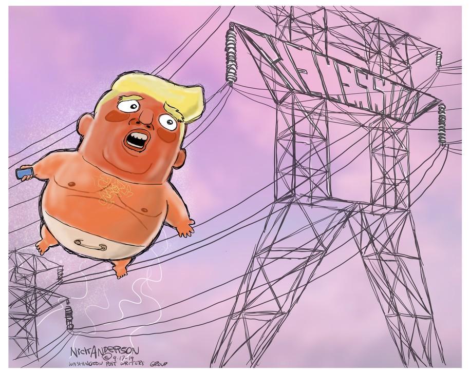 Cartoon: Recession fears