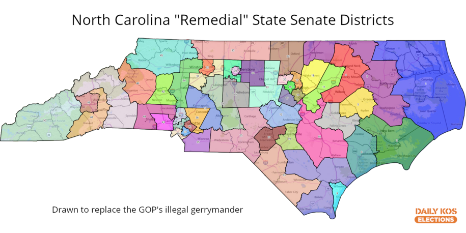 Morning Digest: North Carolina GOP passes new legislative gerrymanders—and some Democrats join them