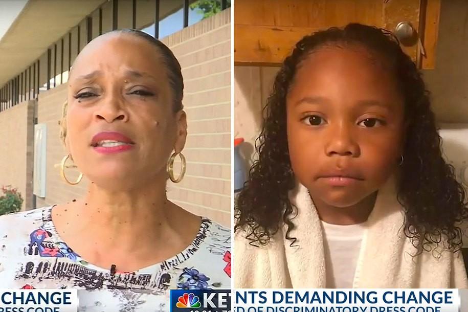 Texas superintendent allegedly tells grandma to cut grandson's hair or put him in a dress
