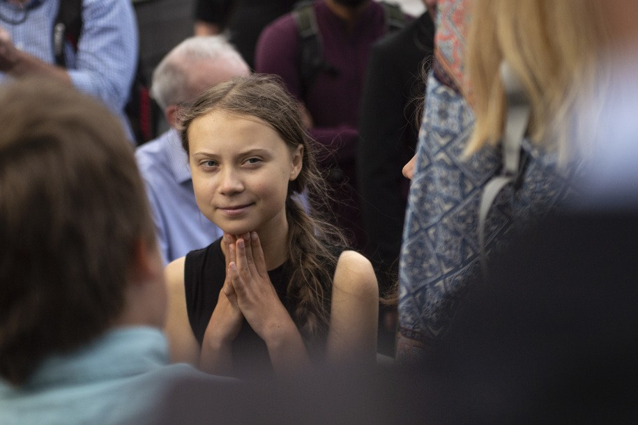 Conservatives ramp up attacks on climate activist Greta Thunberg