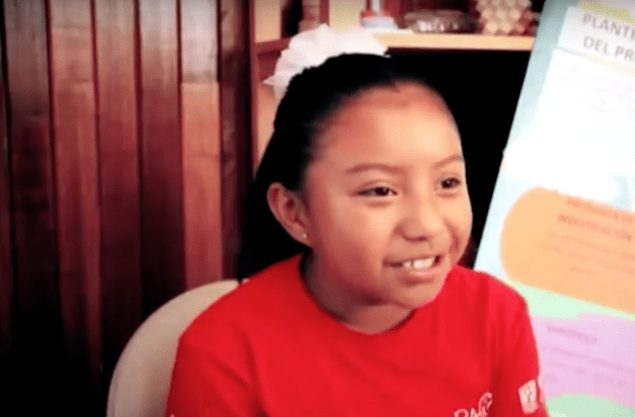 9-year-old Mexican girl wins prestigious science award for invention that benefits the world