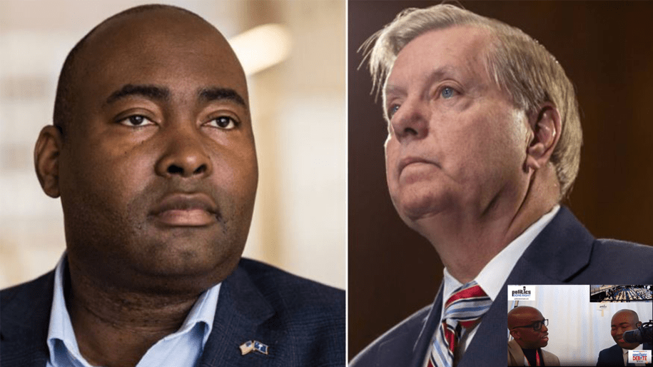 GOP Panic: Graham challenger broke a fundraising record, and new poll shows 7-point gap.