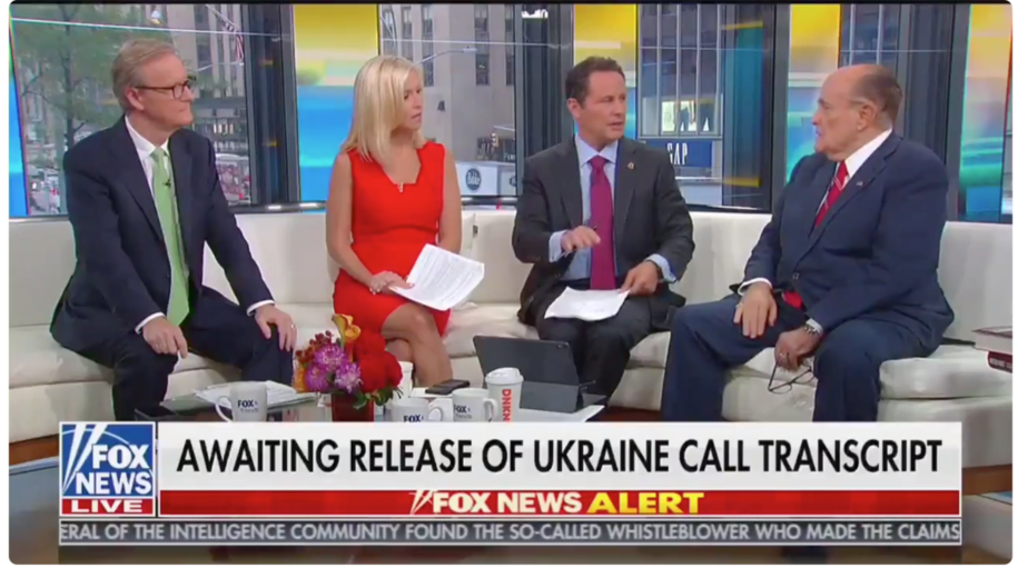Fox News warns Fox News that Fox News experts are liars, as it continues to help them lie