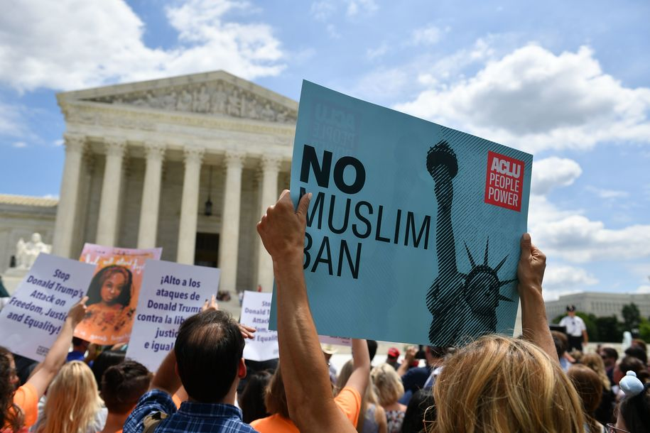 Republicans invited hate group member to testify at House hearing on Trump's Muslim ban