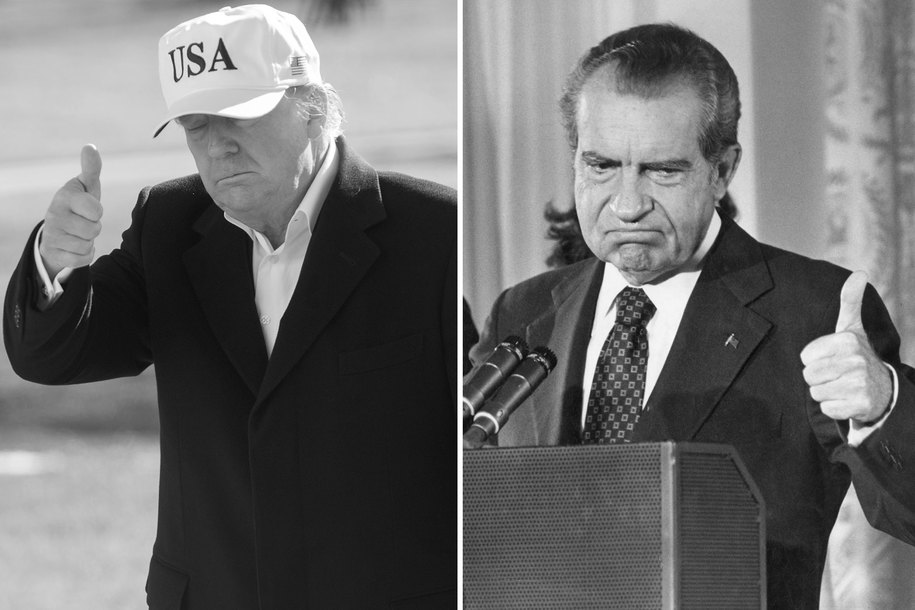Just one day's news proves Trump is Nixon, Neville Chamberlain, and Boss Tweed all rolled into one