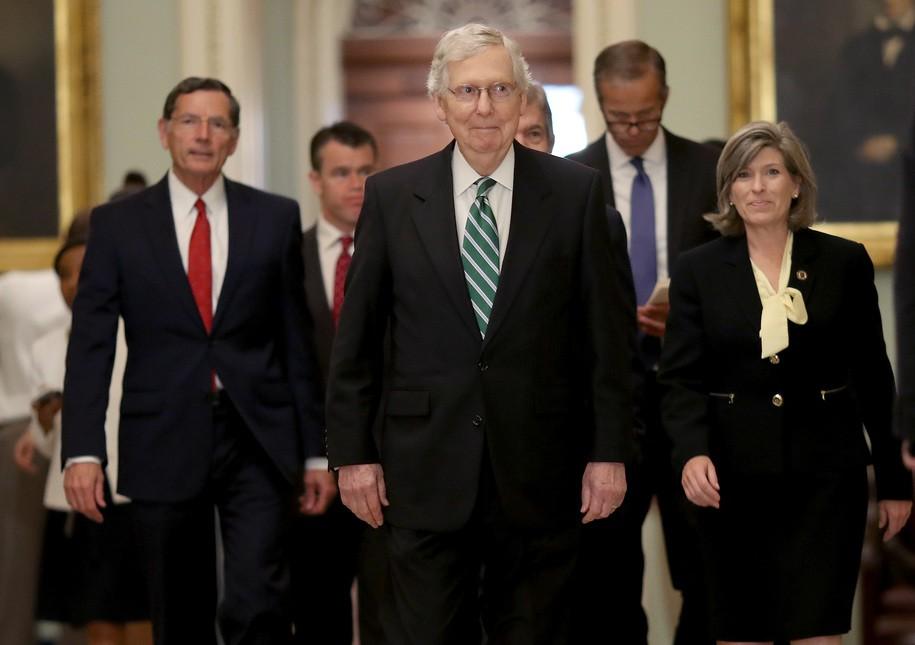 GOP senators' dilemma: Pretend to take impeachment duty seriously or just screw Democrats?