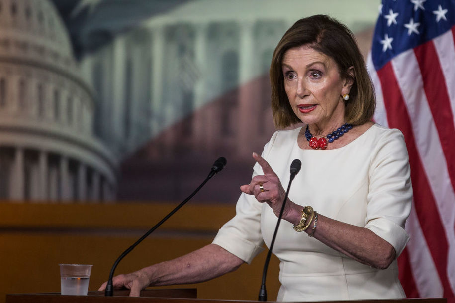 Reporter asks Pelosi if she hates Trump. Pelosi delivers must-watch forceful response