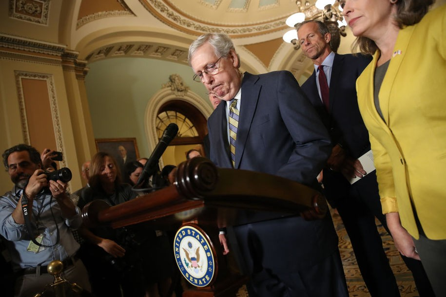 Senate Republicans finally release their coronavirus plan: Let Pelosi handle it