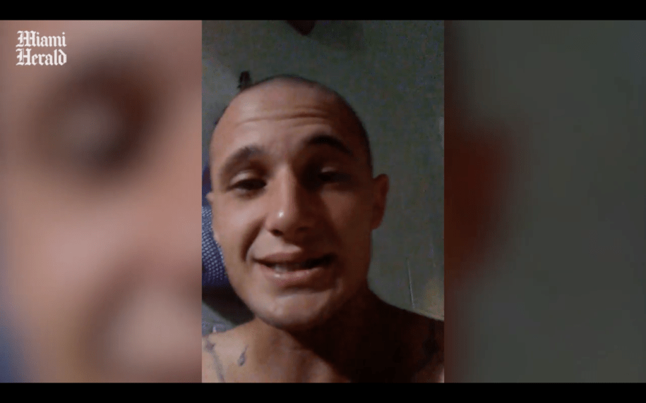 'Some real sh*t': Inmate releases years of graphic video shot inside a notorious Florida prison