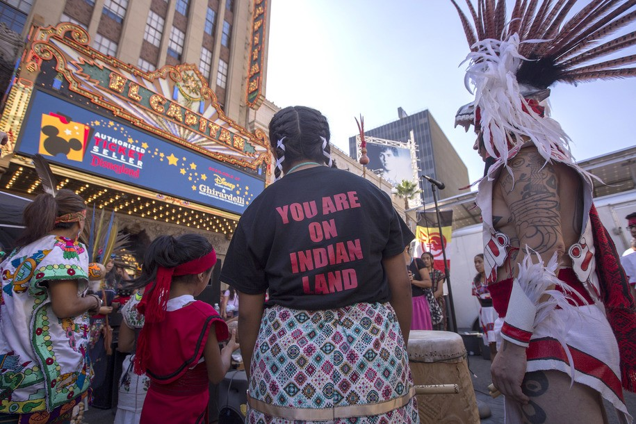 Chicago schools are saying out with Columbus Day and in with Indigenous Peoples Day