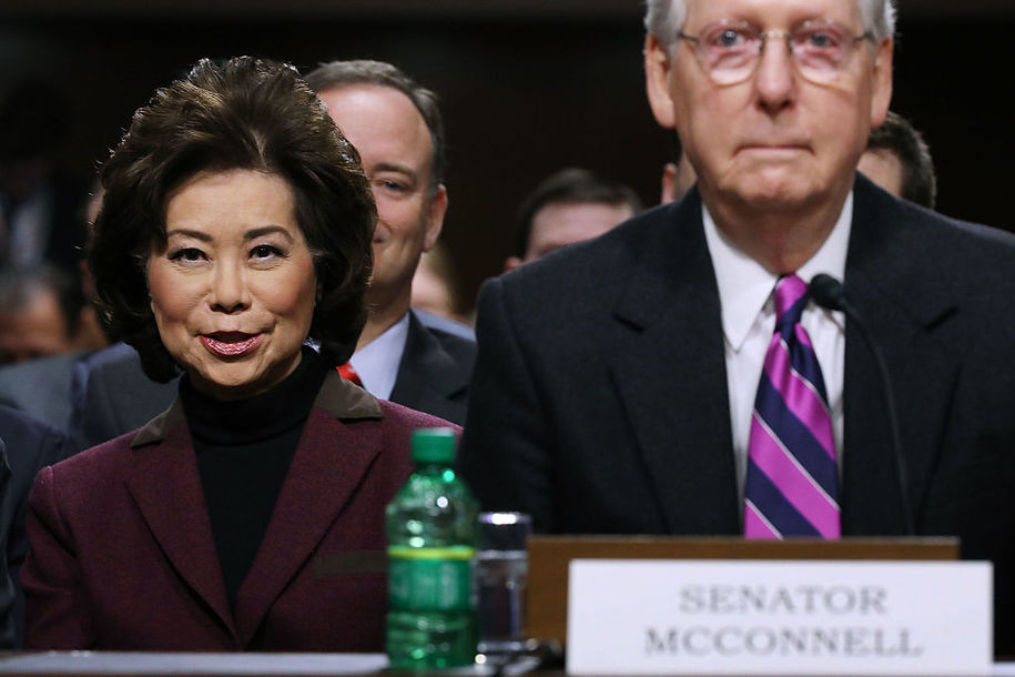 A marriage made in corruption: The Mitch and Elaine story