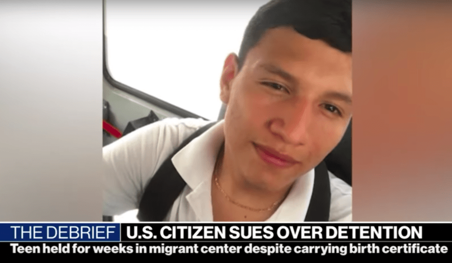 ICE still might be targeting the U.S.-born citizen who was wrongfully detained for weeks