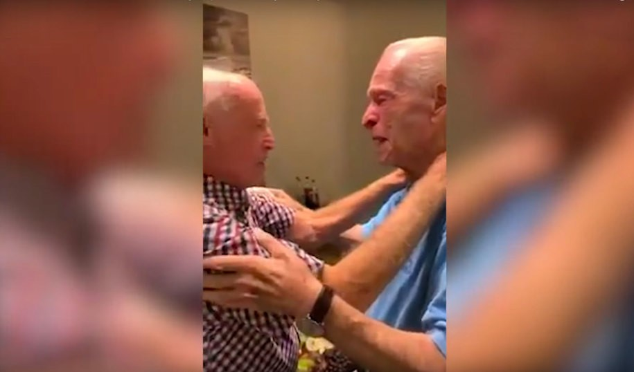 'You can see me now': After 75 years, cousins separated by the Holocaust reunite
