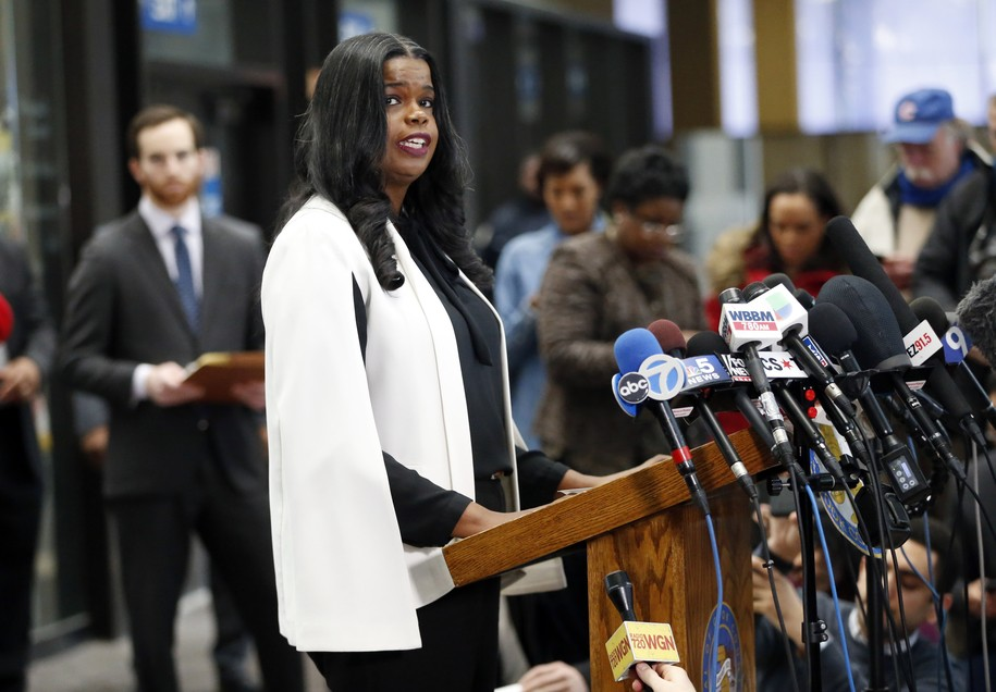 New report asks defense attorneys to analyze reforms from Cook County State's Attorney Kim Foxx