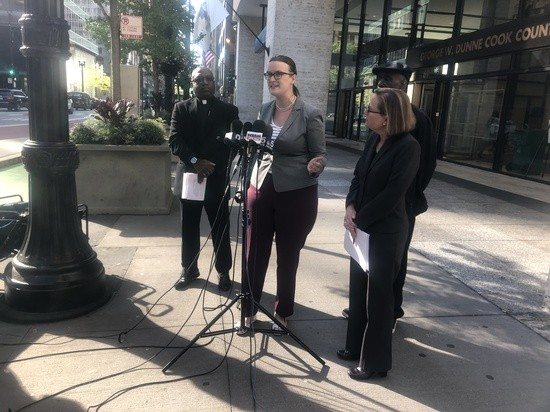 Chicago Appleseed Fund Senior Policy Analyst Sarah Staudt releases a new report surveying defense attorneys.