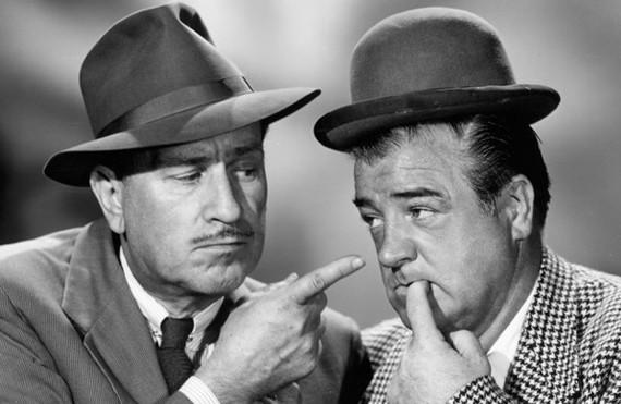 Abbott & Costello: Some Halloween choices