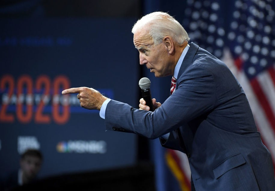 It's about time: Biden, Democratic candidates punch back against shoddy press coverage