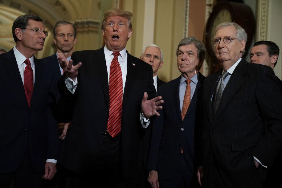 Senate coalescing around postponing impeachment hearing until January