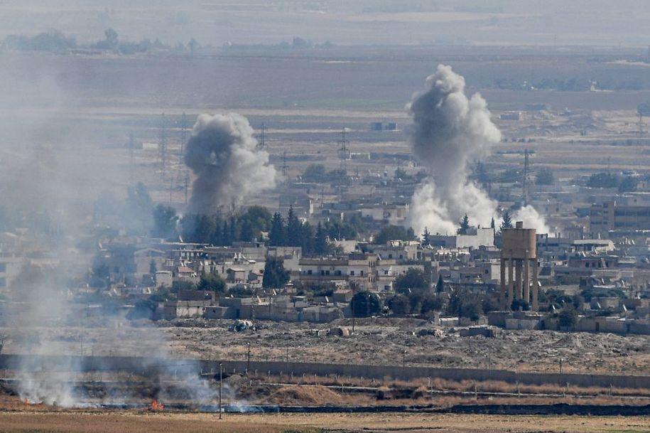 News roundup: Syria dominates big day of non-impeachment news