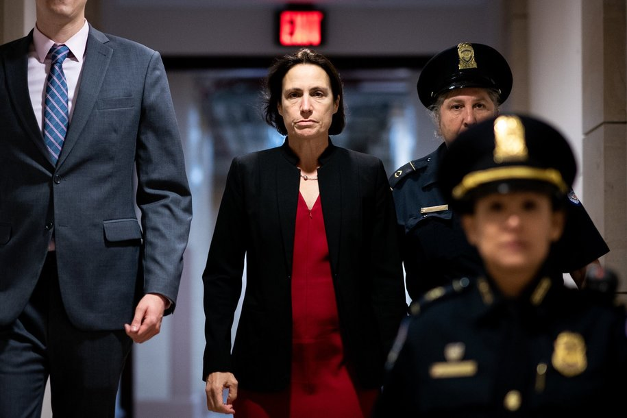 Fiona Hill's #Trumpeachment testimony at 10+ hours means trouble for #RudyColludy and Individual-1