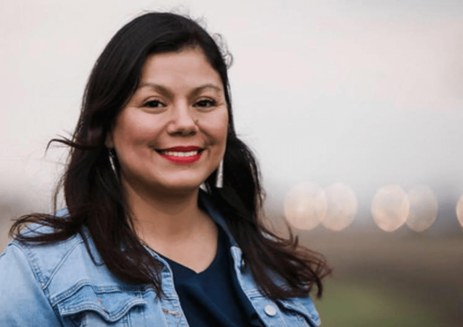 North Dakota's Ruth Buffalo made history in 2018. Here's why her electoral win was poetic justice