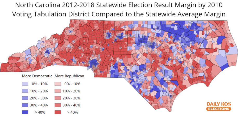 Morning Digest: Check out our huge new North Carolina data set and redistricting court brief