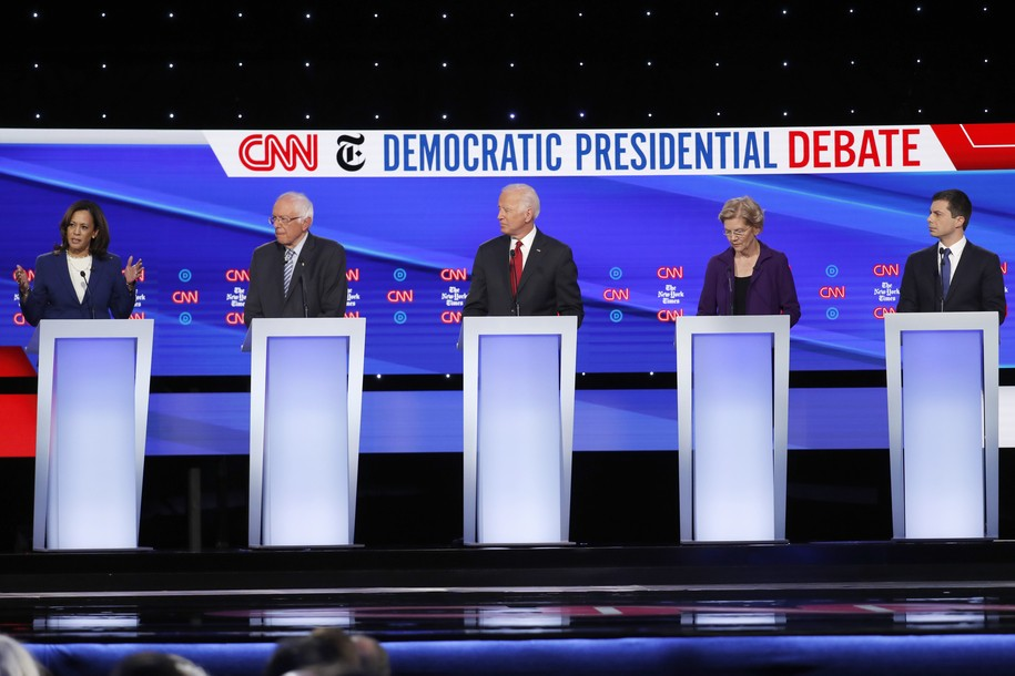 Live Coverage: Fourth Democratic presidential candidate debate #3