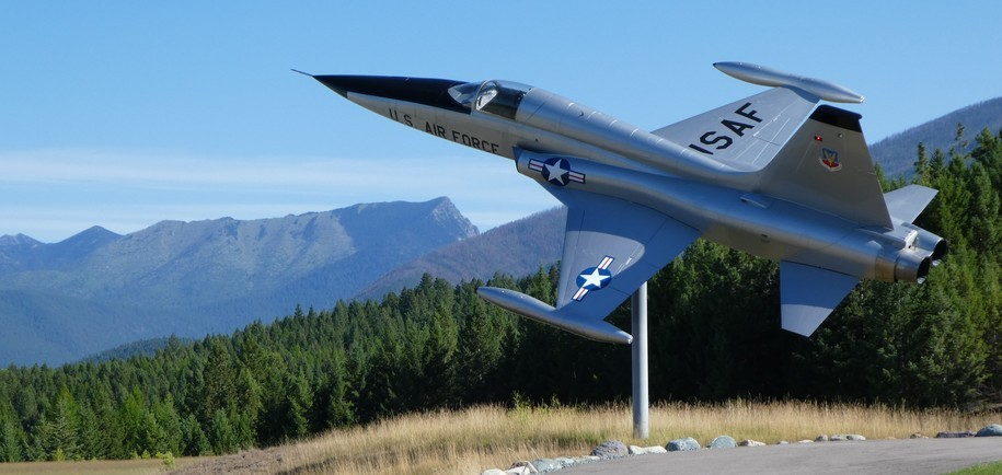 Stonehenge Air Museum: Jet airplanes (photo diary)