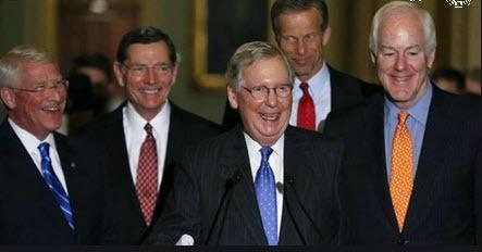A Message to Republican Senators
