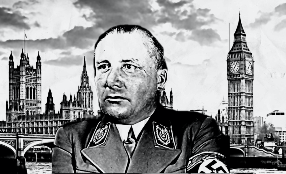 If Trump was president on Dec. 7, 1941 Churchill could have been hung and replaced by Martin Bormann