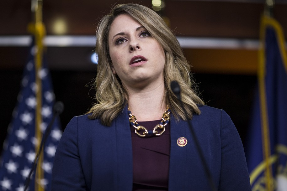 Katie Hill's viral essay on resigning from Congress and mental health sparks support online
